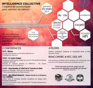 Mars 2017 – Intelligence Day Nantes